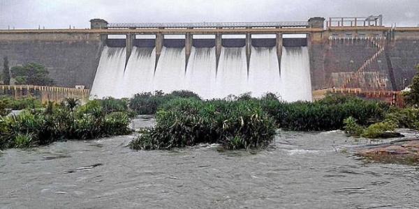 Manimuthar-Dam