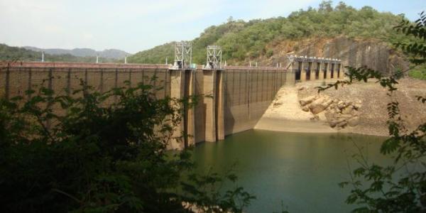 Panasam-Dam