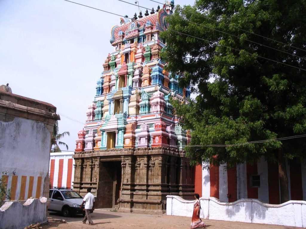 Chermadevi Temple