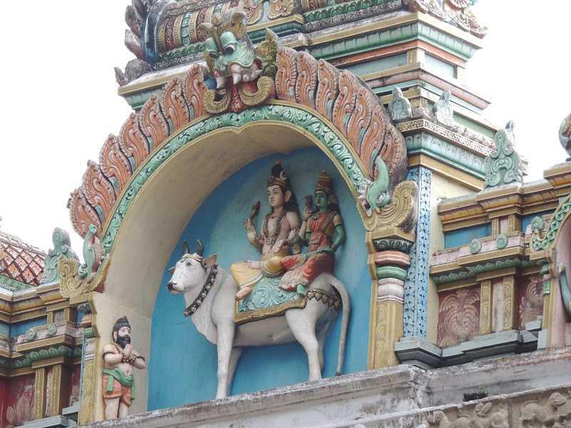 Third Kailasam Temple - Kodaganallur